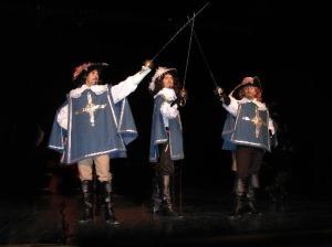 Tenemos que buscar un D'Artagnan.