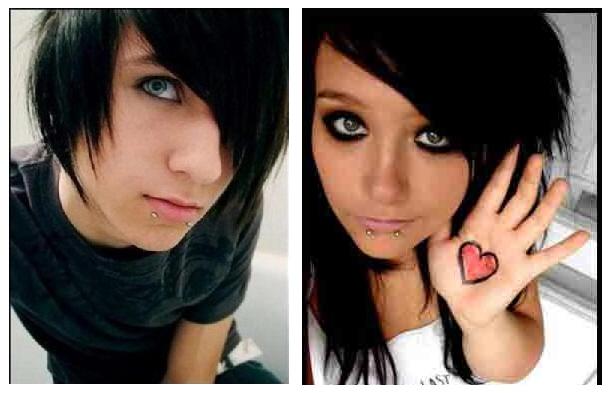 Los dos son niñas bonitas