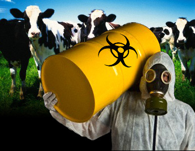 Materiales mas peligrosos que los radiactivos