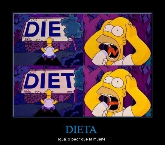 Ninguna dieta puede ser buena...